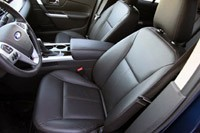2012 Ford Edge EcoBoost front seats