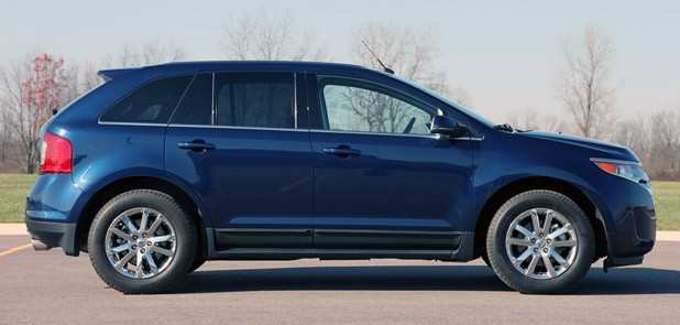 2012 Ford Edge EcoBoost side view