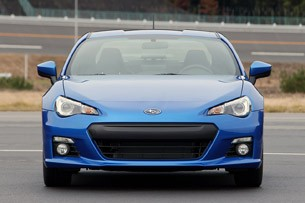2013 Subaru BRZ front view