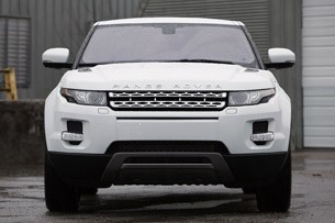2012 Land Rover Range Rover Evoque Coupe front view