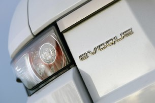 2012 Land Rover Range Rover Evoque Coupe taillight