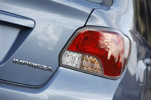 2012 Subaru Impreza taillight