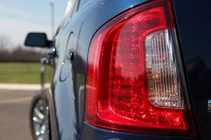 2012 Ford Edge EcoBoost taillight