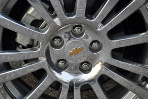 2012 Chevrolet Cruze Eco wheel detail