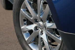 2012 Ford Edge EcoBoost wheel