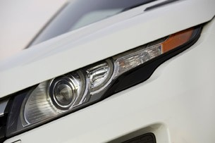 2012 Land Rover Range Rover Evoque Coupe headlight