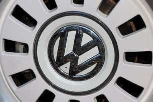 2012 Volkswagen Up! wheel detail