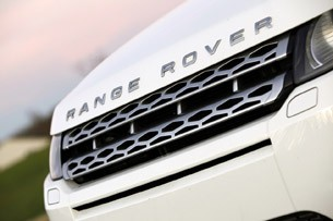 2012 Land Rover Range Rover Evoque Coupe grille