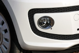 2012 Volkswagen Up! fog light