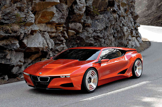 BMW M1 Hommage concept