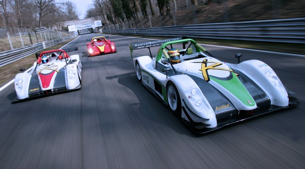 Radical SR3 at Monza