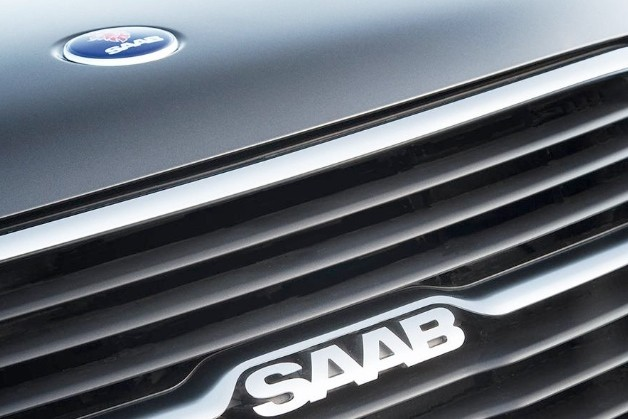 Saab Grille