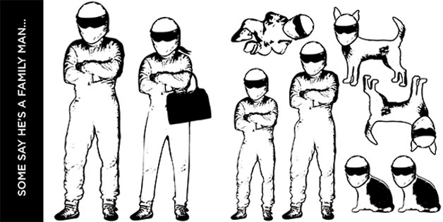 stig family stickers are a nifty stocking stuffer  update