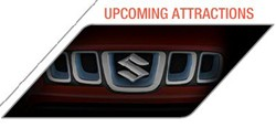 Suzuki teaser - Jimny concept?