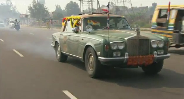 top gear bbc india special