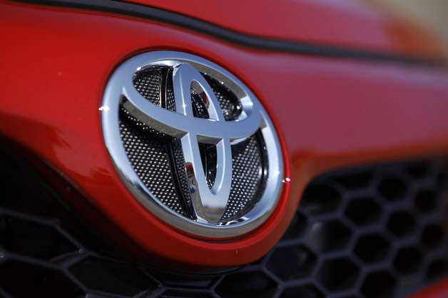 Toyota Emblem