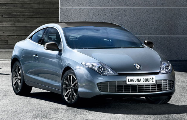 2012 Renault Laguna Coup
