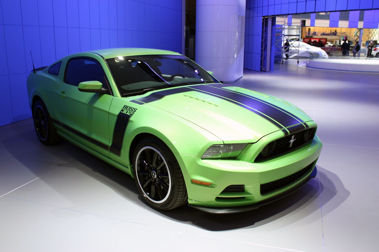 Ford mustang boss 302 gotta have it green photo gallery autoblog