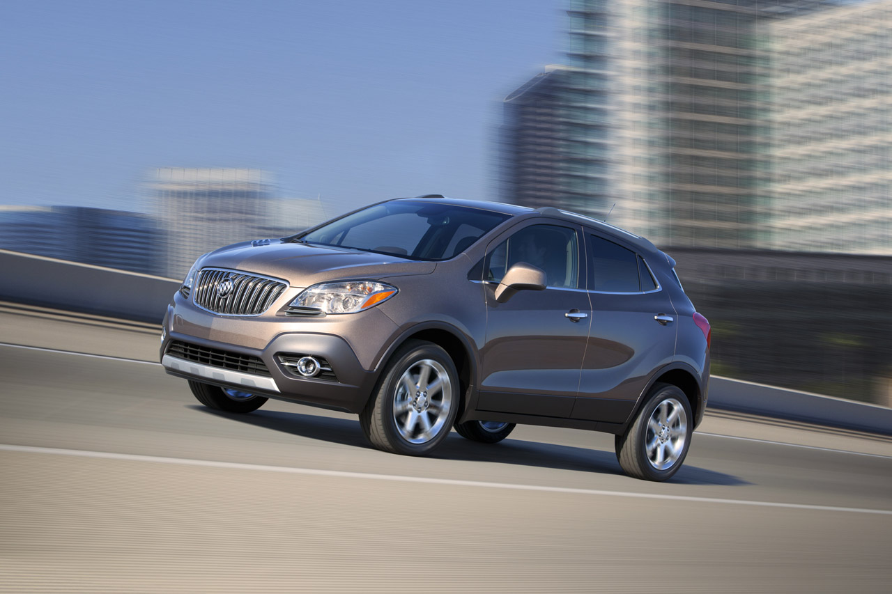 2013 buick encore snags 25 mpg city 33 mpg highway epa ratings autoblog. Black Bedroom Furniture Sets. Home Design Ideas