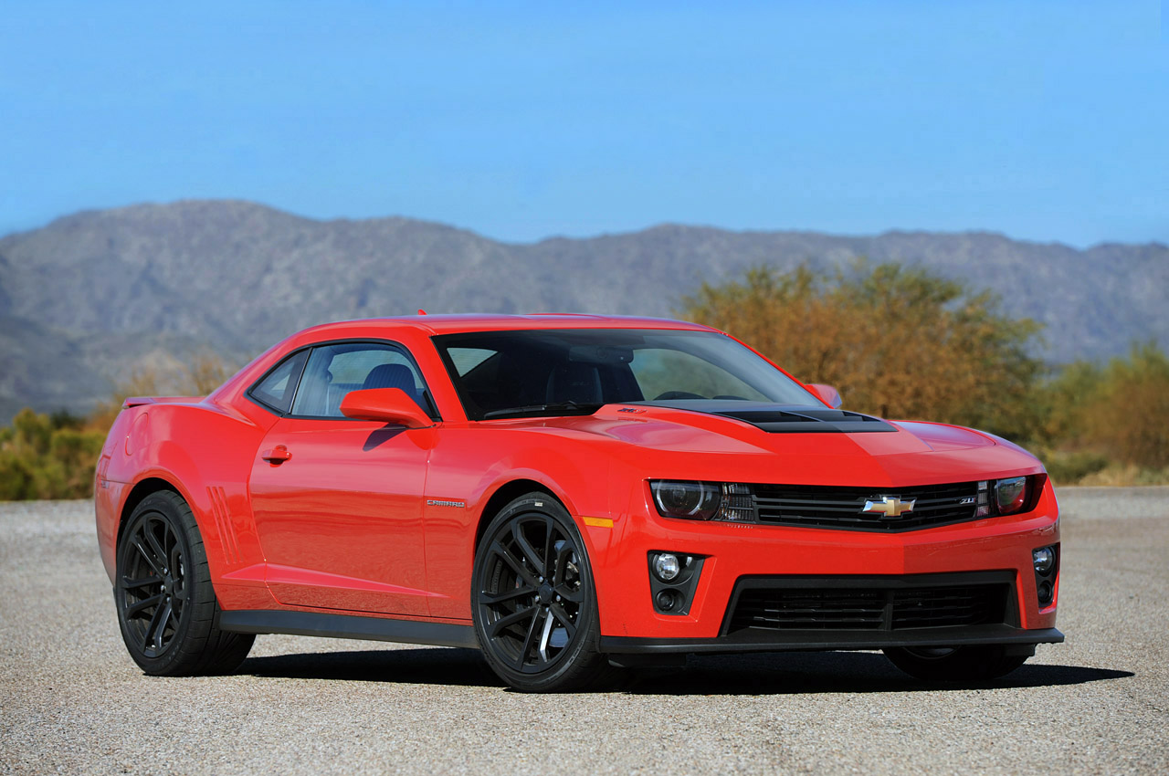 2012 Chevrolet Camaro Zl1 First Drive Photo Gallery