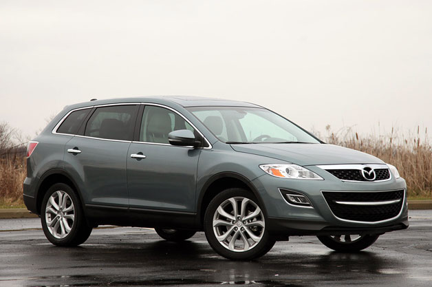 review 2012 mazda cx 9 grand touring awd clublexus lexus forum discussion. Black Bedroom Furniture Sets. Home Design Ideas