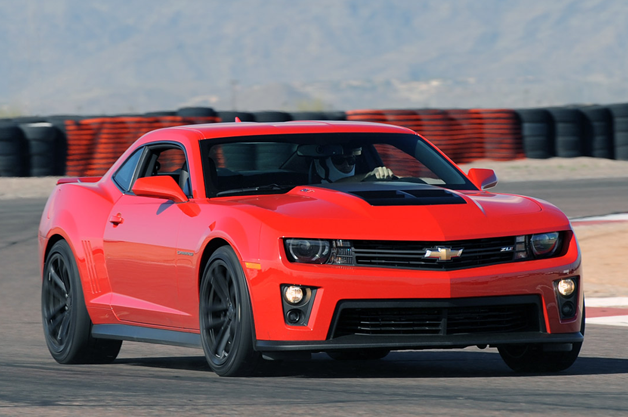Your Thoughts: 2013 BMW M6 Coupe Vs. 2013 Camaro ZL1 Coupe