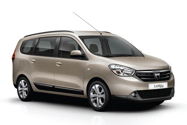 dacia shows new lodgy minivan ahead of geneva debut. Black Bedroom Furniture Sets. Home Design Ideas