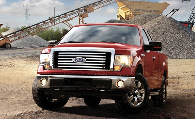 2011 Ford F-Series