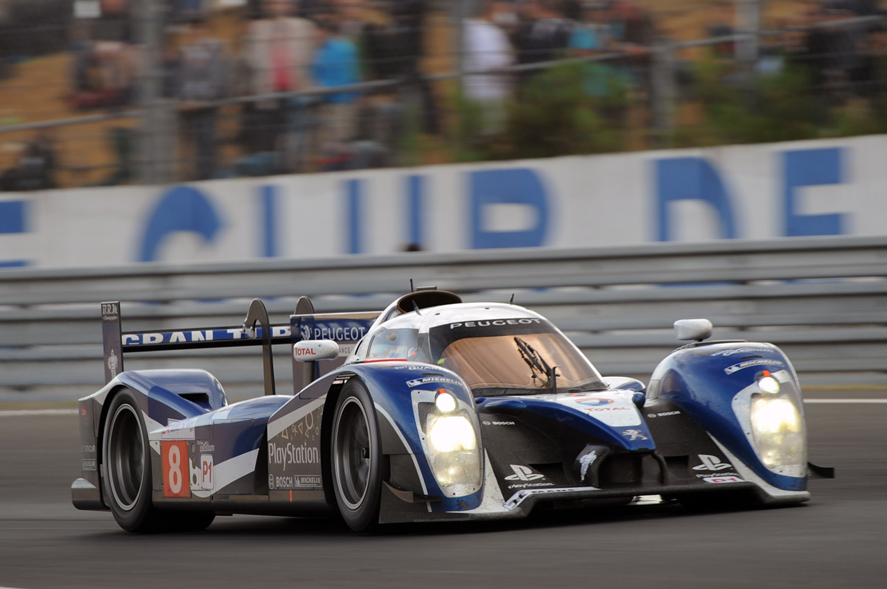 Peugeot exiting Le Mans racing effective immediately - Autoblog