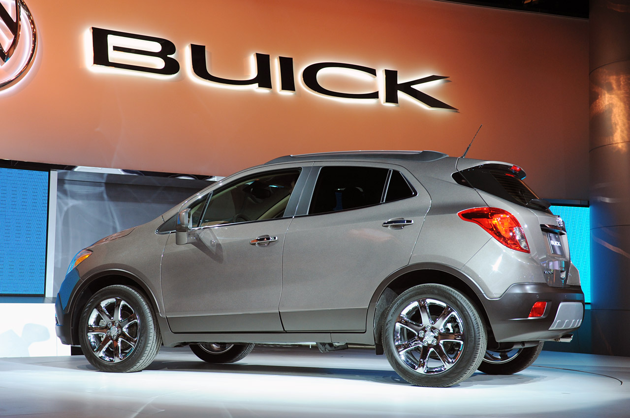 2013 Buick Encore: Detroit 2012 Photos Photo Gallery - Autoblog