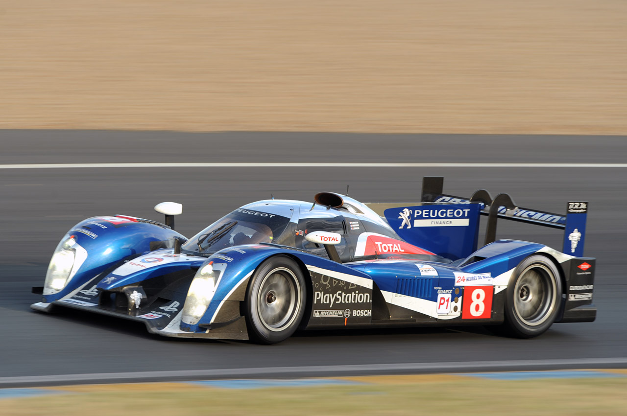 Peugeot exiting Le Mans racing effective immediately ...