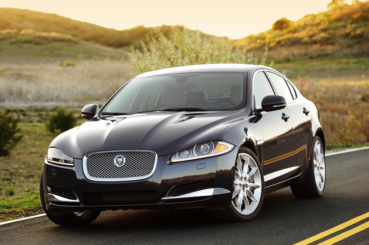 2012 jaguar xf supercharged review photo gallery autoblog. Black Bedroom Furniture Sets. Home Design Ideas