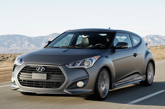 2013 Hyundai Veloster Turbo gets latest early reveal