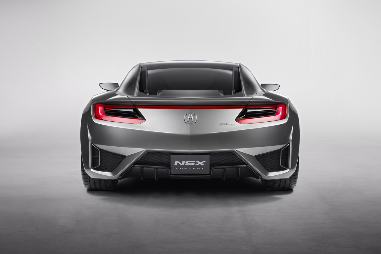 Acura NSX Concept Photo Gallery - Autoblog