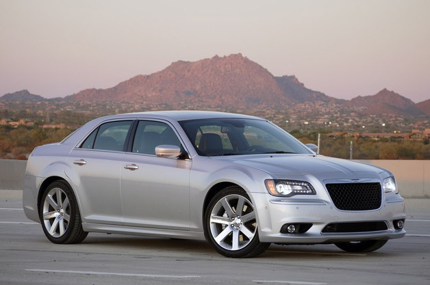 Chrysler300 SRT8