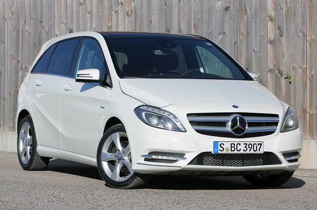 2012 Mercedes-Benz B-Class