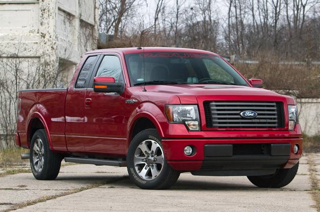 2012 Roush Performance Ford F-150
