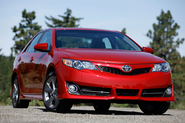 2012 Toyota Camry