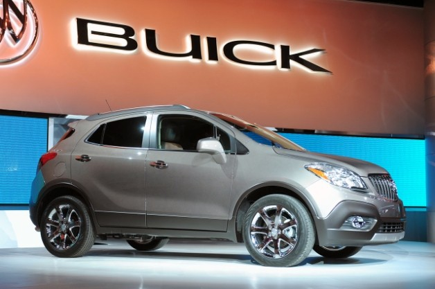 2013 Buick Encore Prices