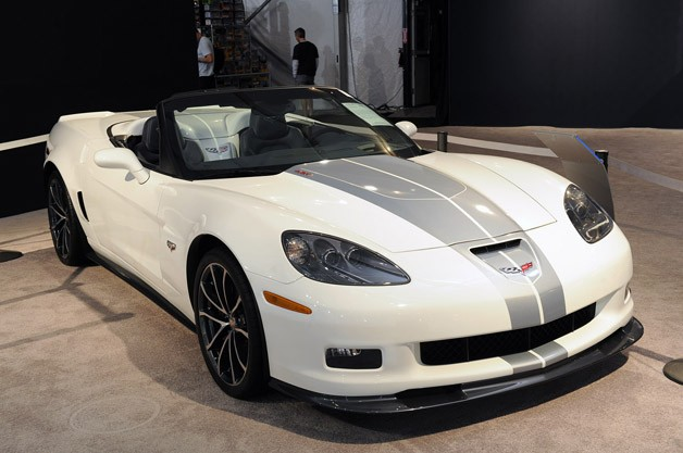 2013 Chevrolet Corvette 427 Convertible Bj 1327039484