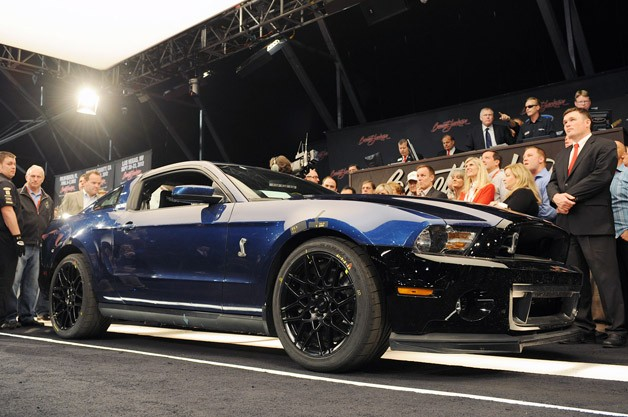 2013 Shelby GT500 Durability Car