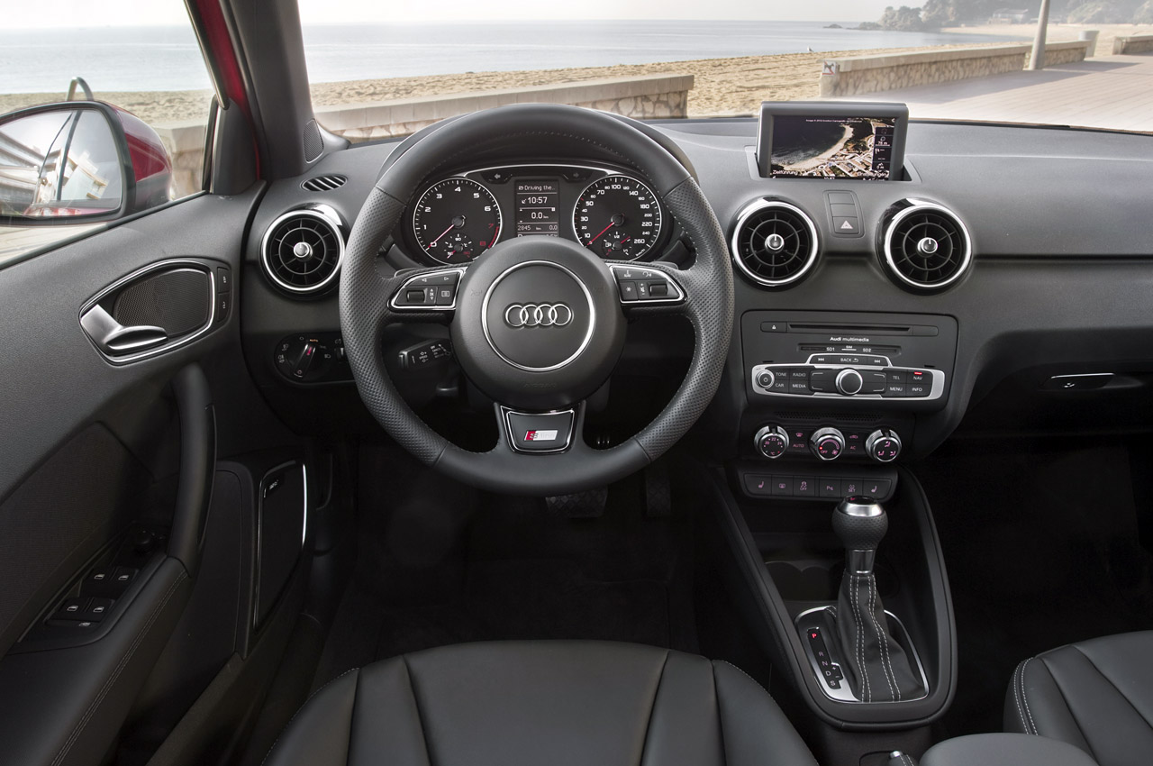 2012 audi a1 sportback first drive photo gallery autoblog. Black Bedroom Furniture Sets. Home Design Ideas