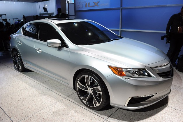 Acura ILX Concept
