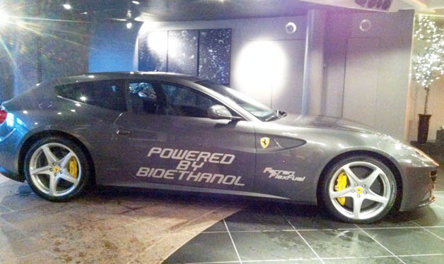 Ferrari FF FlexFuel