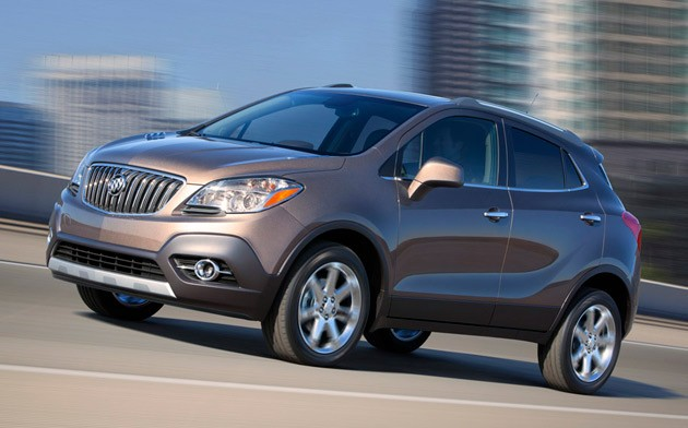 review 2013 buick encore video the truth about cars. Black Bedroom Furniture Sets. Home Design Ideas