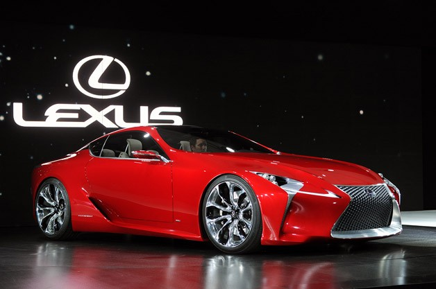 Top 25 Desktop Wallpapers from the 2012 Detroit Auto Show