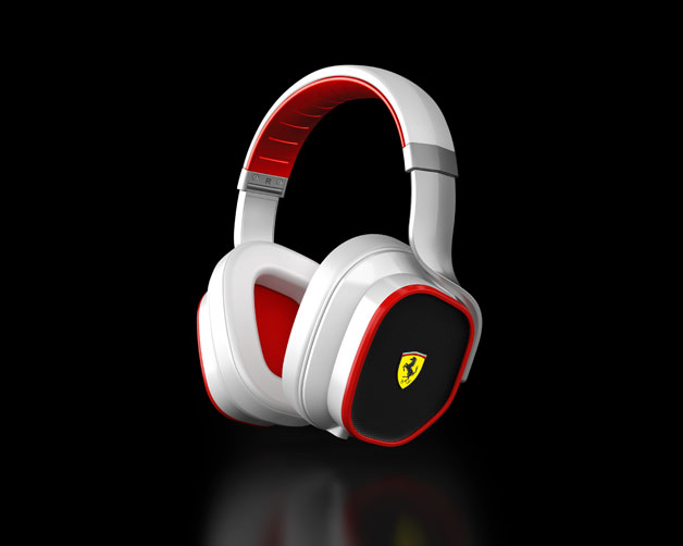 Ferrari by Logic3 headphones