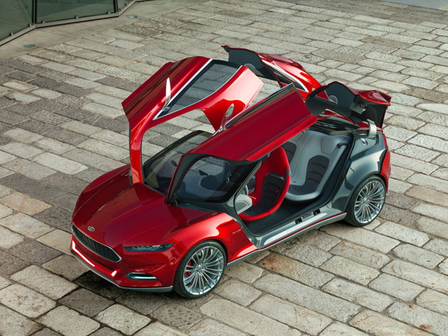 Ford Evos Concept