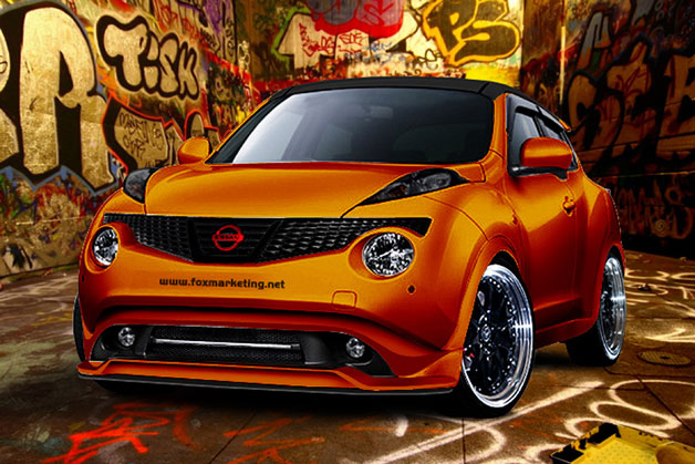 Nissan Juke by Fox Marketing