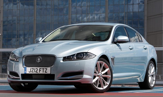 2012 Jaguar XF 2.2D 163 PS